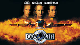 Is Con Air 1997 On Netflix Mexico